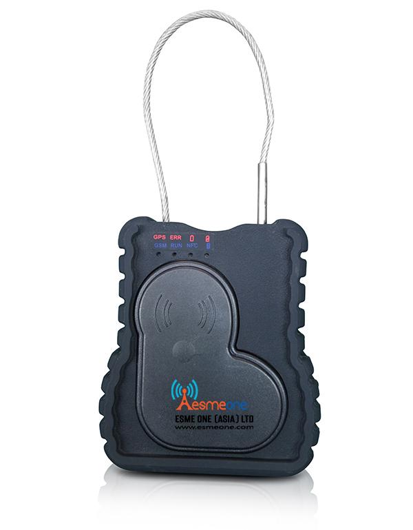 Smart GPS RFID GPRS / 3G Container / Cargo door lock