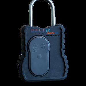 Smart and Intelligent GPS Lock, GPS lock, GPRS & 3G wireless lock with RFID, NFC